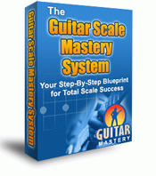 Recommended Guitar Scale Mastery